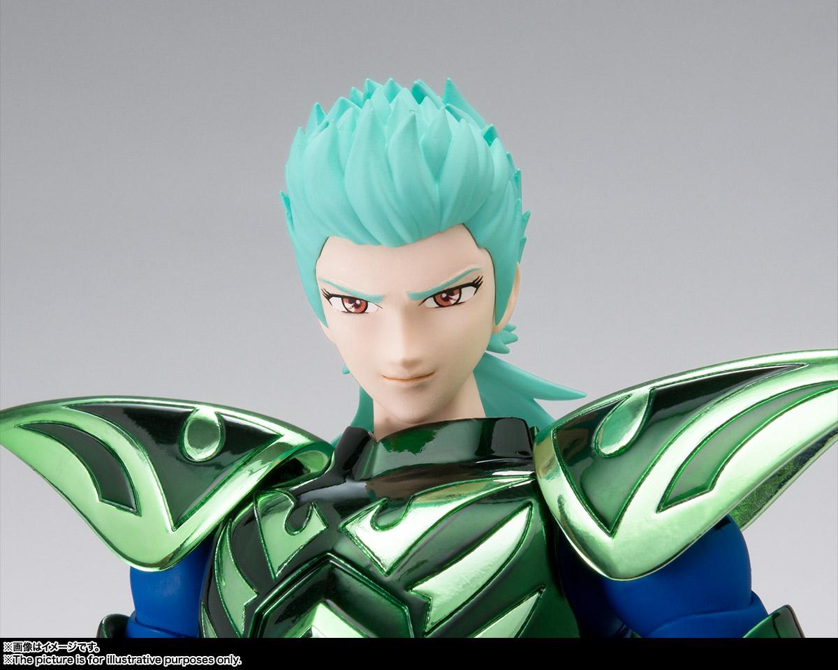 聖闘士聖衣神話EX『ゼータ星ミザールシド』聖闘士星矢 可動フィギュア-005