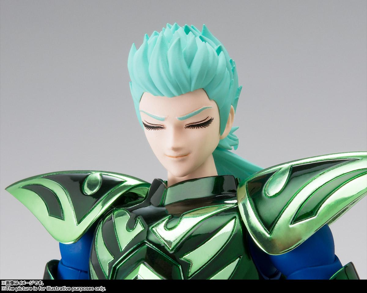 聖闘士聖衣神話EX『ゼータ星ミザールシド』聖闘士星矢 可動フィギュア-006