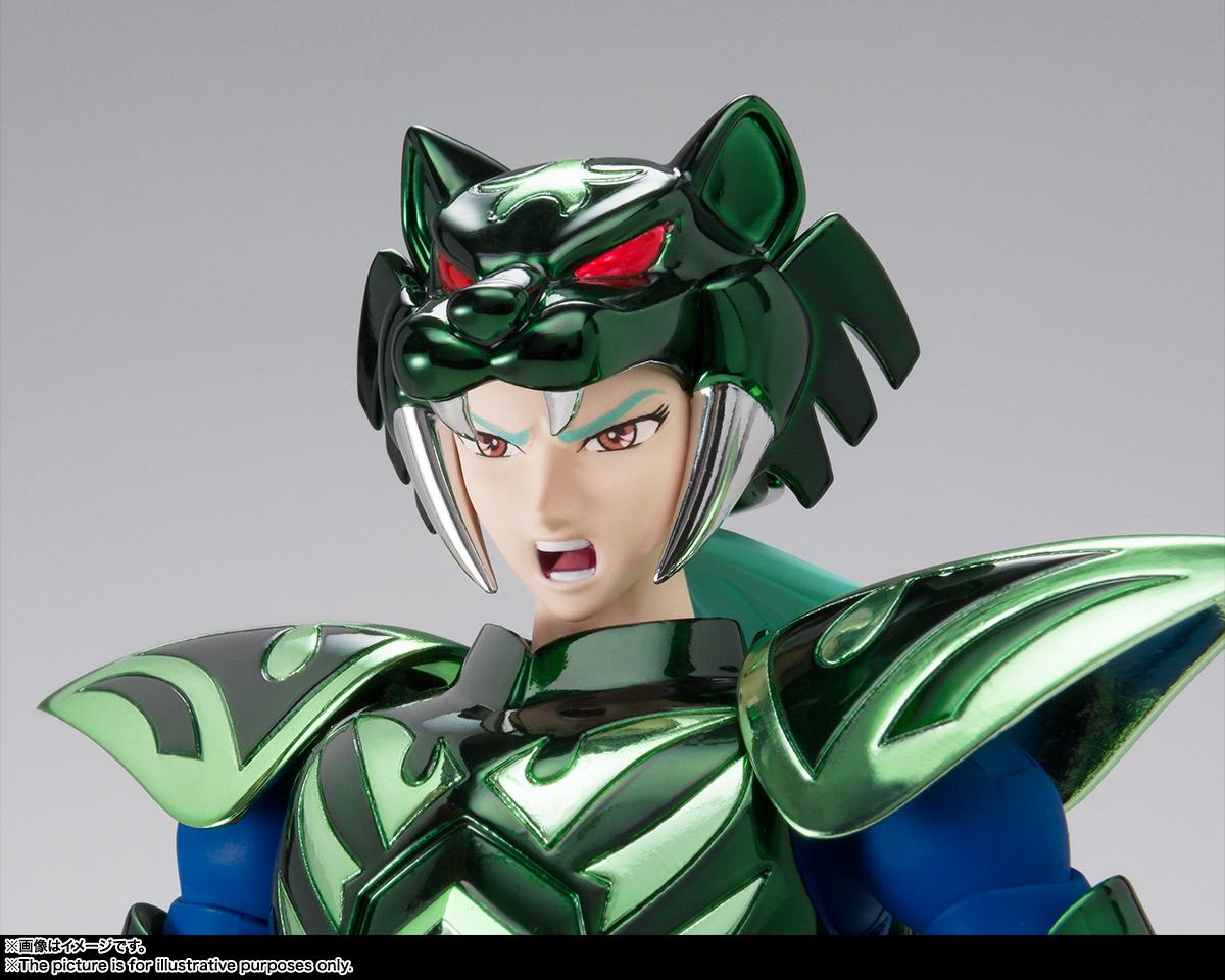 聖闘士聖衣神話EX『ゼータ星ミザールシド』聖闘士星矢 可動フィギュア-008