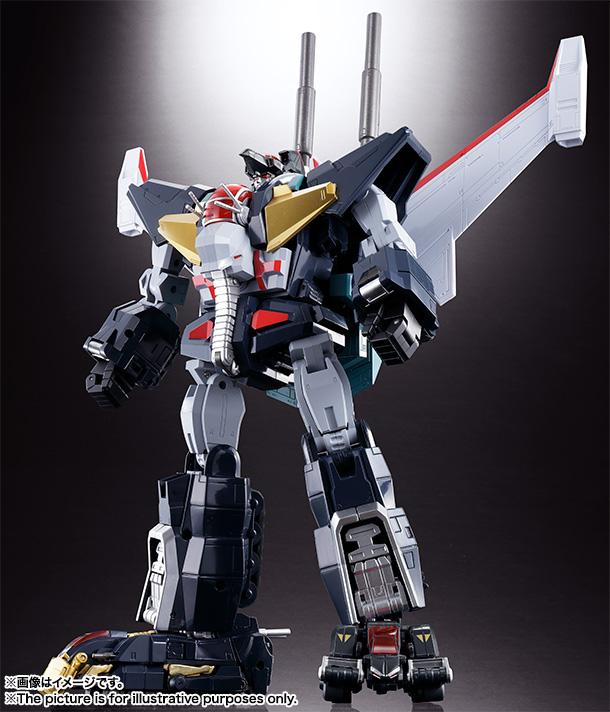 【再販】超合金魂 GX-13R『超獣機神ダンクーガ(リニューアルバージョン)』可変合体フィギュア-002