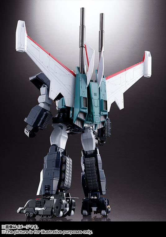 【再販】超合金魂 GX-13R『超獣機神ダンクーガ(リニューアルバージョン)』可変合体フィギュア-003
