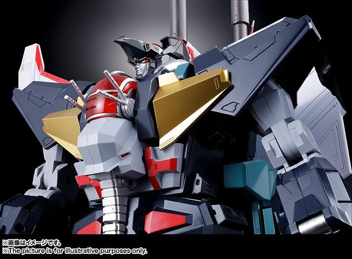 【再販】超合金魂 GX-13R『超獣機神ダンクーガ(リニューアルバージョン)』可変合体フィギュア-004