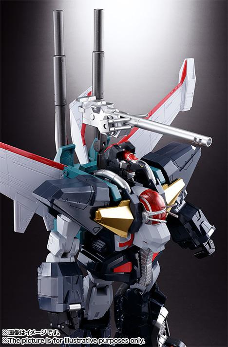 【再販】超合金魂 GX-13R『超獣機神ダンクーガ(リニューアルバージョン)』可変合体フィギュア-005