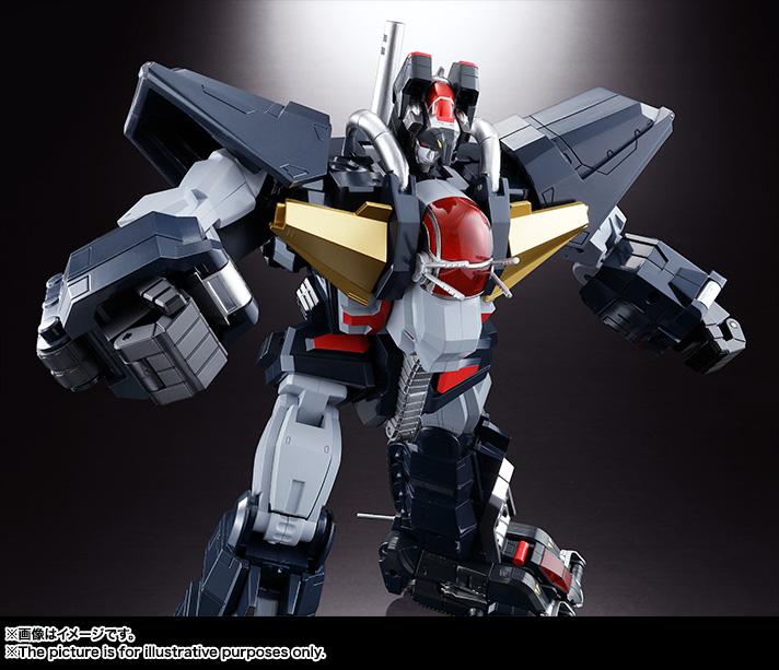 【再販】超合金魂 GX-13R『超獣機神ダンクーガ(リニューアルバージョン)』可変合体フィギュア-007