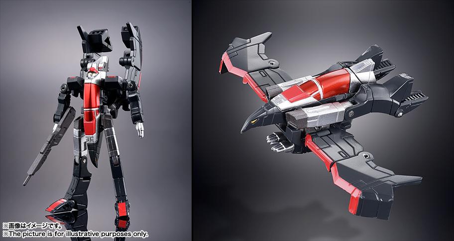 【再販】超合金魂 GX-13R『超獣機神ダンクーガ(リニューアルバージョン)』可変合体フィギュア-011