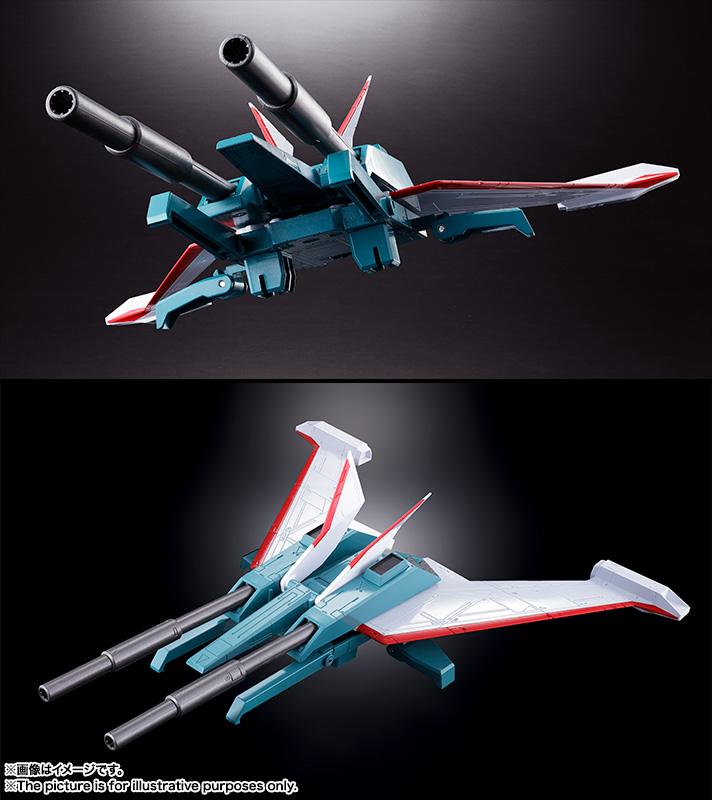 【再販】超合金魂 GX-13R『超獣機神ダンクーガ(リニューアルバージョン)』可変合体フィギュア-014