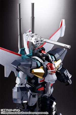 【再販】超合金魂 GX-13R『超獣機神ダンクーガ(リニューアルバージョン)』可変合体フィギュア-017