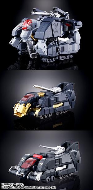 【再販】超合金魂 GX-13R『超獣機神ダンクーガ(リニューアルバージョン)』可変合体フィギュア-018