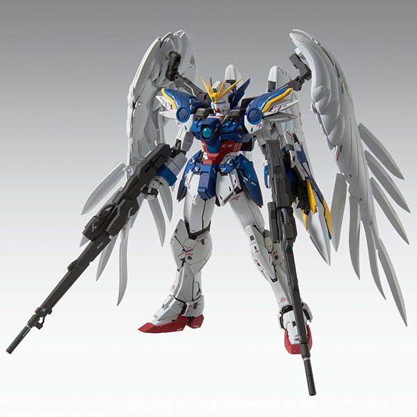 MG 1/100『ウイングガンダムゼロEW Ver.Ka』ガンダムW プラモデル