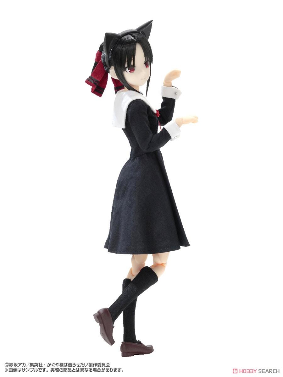 【再販】ピュアニーモキャラクターシリーズ No.122『四宮かぐや』かぐや様は告らせたい 1/6 美少女ドール-006