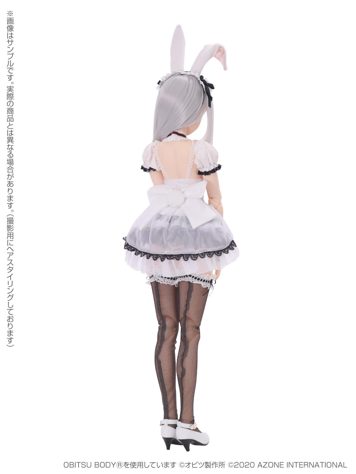 Iris Collect(アイリス コレクト)『りの/月夜のメイドうさぎさん』1/3 完成品ドール-004