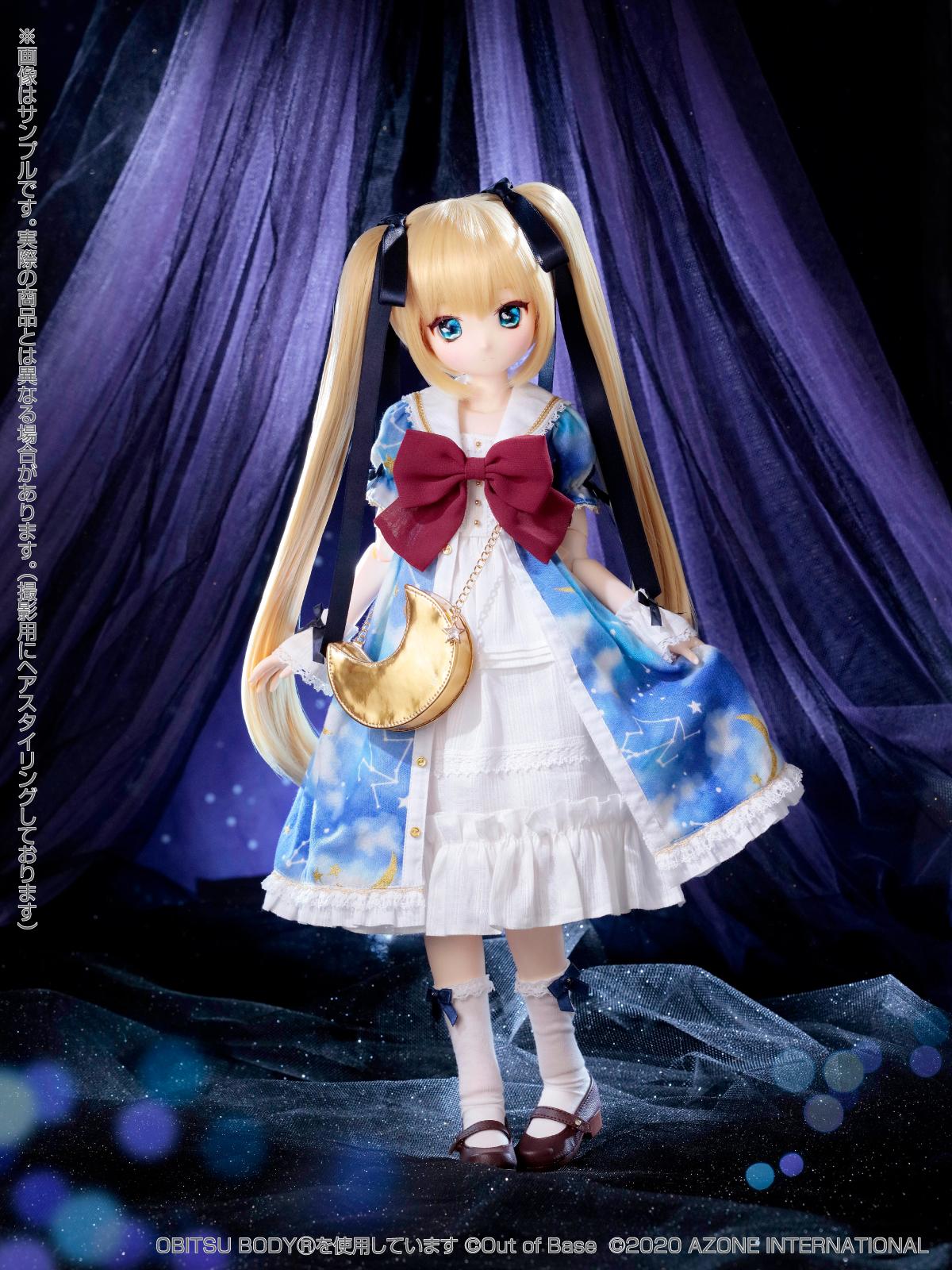 Iris Collect petit『あんな/Stellar light twins(通常販売ver.)』1/3 完成品ドール-001