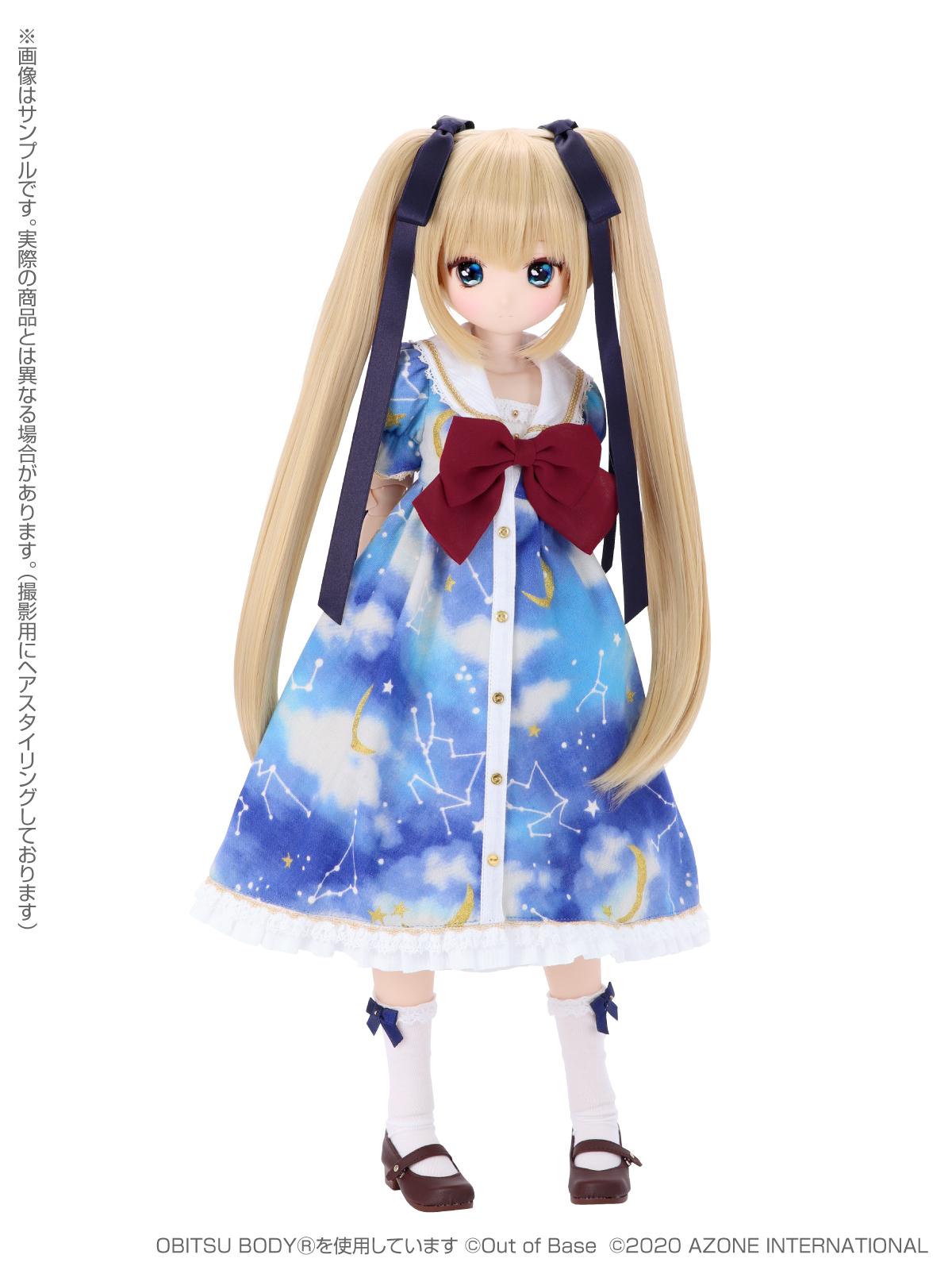 Iris Collect petit『あんな/Stellar light twins(通常販売ver.)』1/3 完成品ドール-004