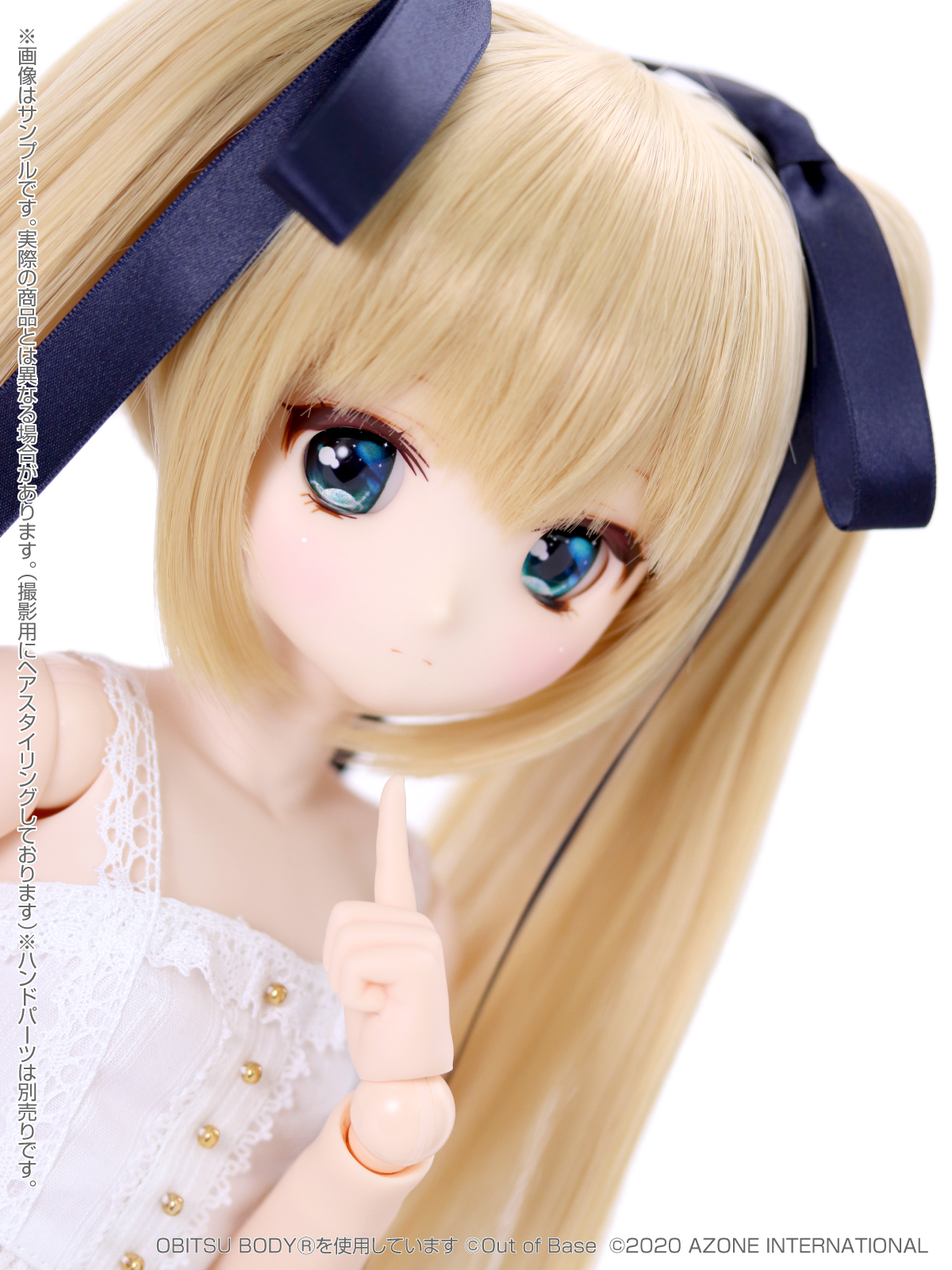 Iris Collect petit『あんな/Stellar light twins(通常販売ver.)』1/3 完成品ドール-009