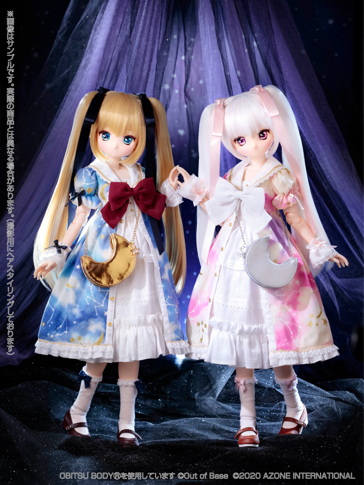 Iris Collect petit『あんな/Stellar light twins(通常販売ver.)』1/3 完成品ドール-011