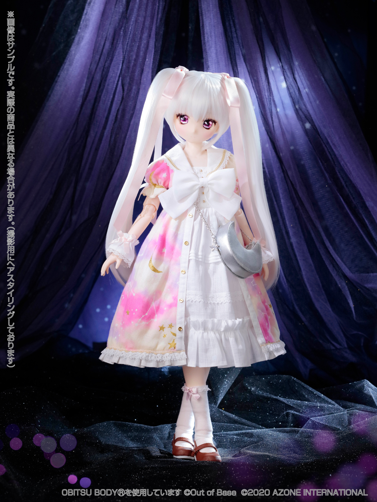 Iris Collect petit『あんな/Stellar light twins(通常販売ver.)』1/3 完成品ドール-012