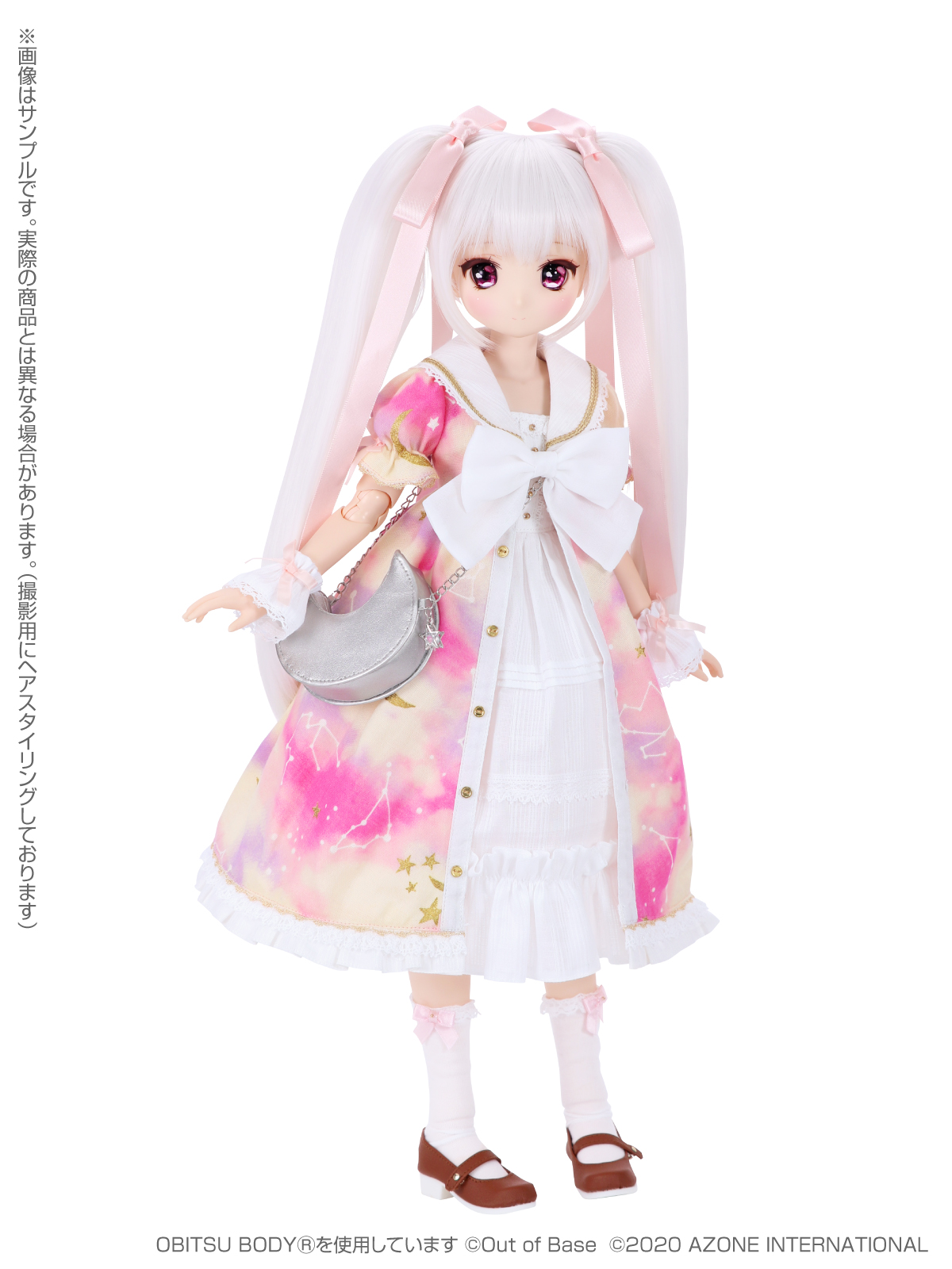 Iris Collect petit『あんな/Stellar light twins(通常販売ver.)』1/3 完成品ドール-013