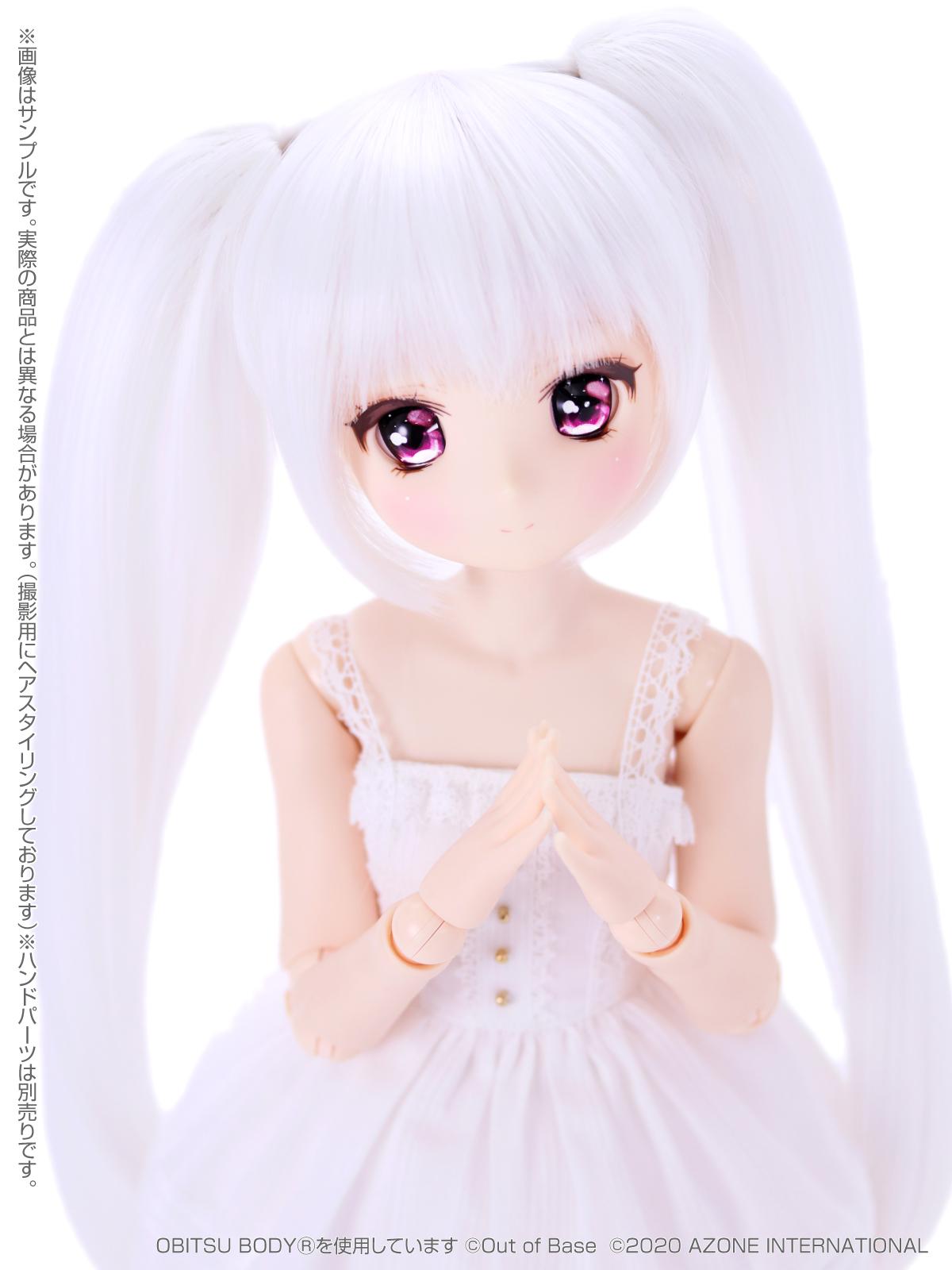 Iris Collect petit『あんな/Stellar light twins(通常販売ver.)』1/3 完成品ドール-019