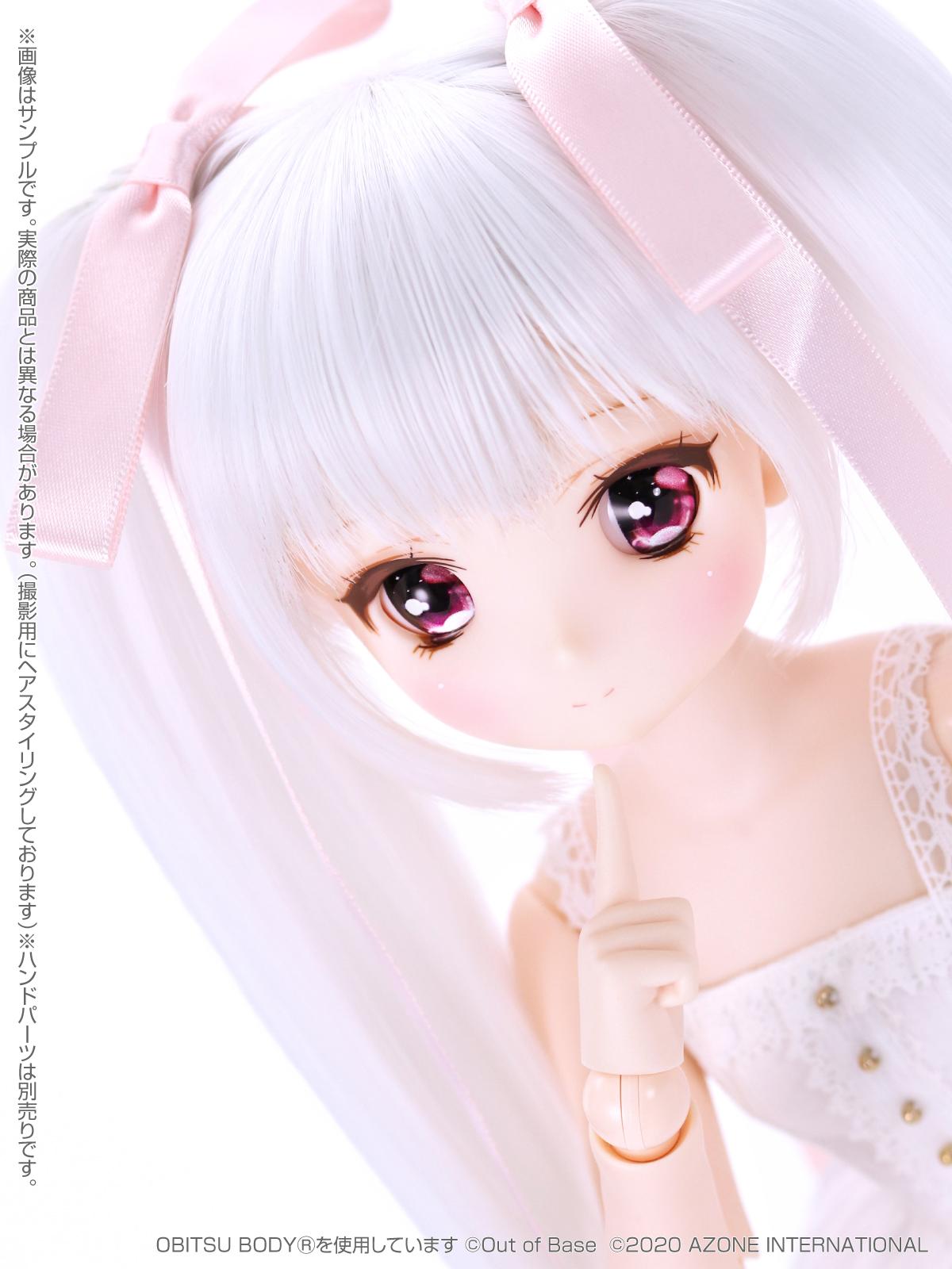 Iris Collect petit『あんな/Stellar light twins(通常販売ver.)』1/3 完成品ドール-020