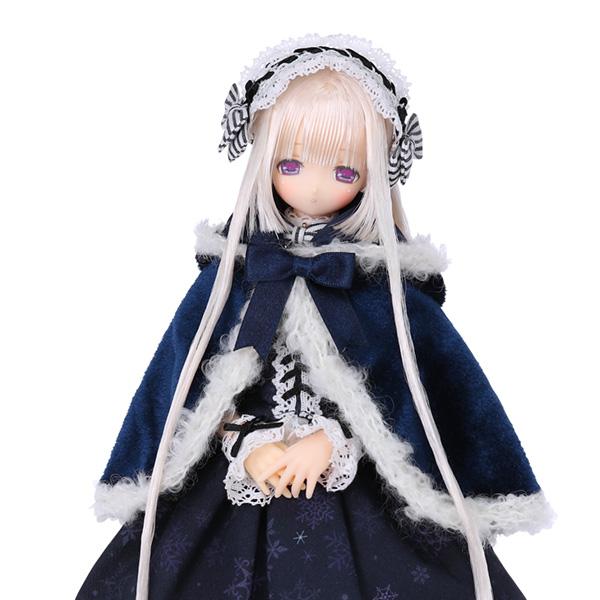 えっくす☆きゅーと ふぁみりー『Otogi no kuni/Snow Queen Mia(おとぎのくに 雪の女王 みあ)ver.1.1(通常販売ver.)』1/6 完成品ドール
