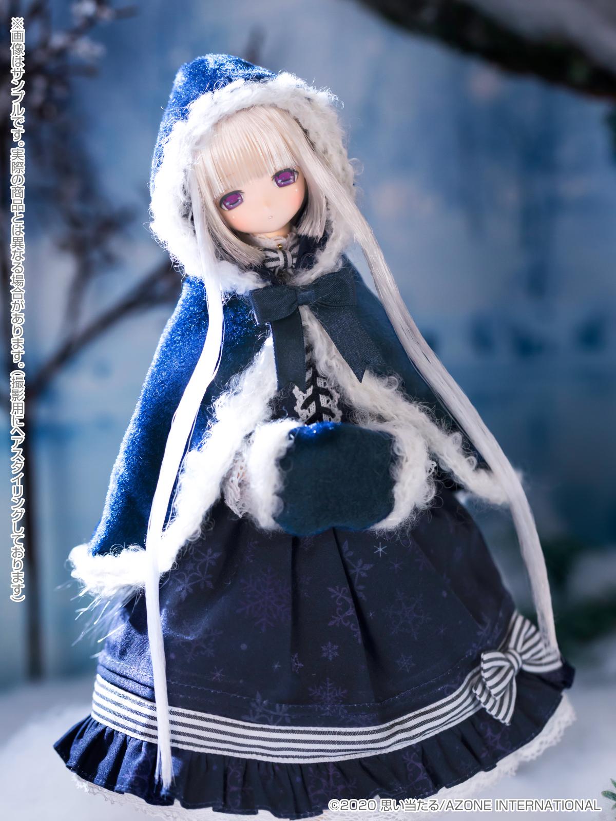 えっくす☆きゅーと ふぁみりー『Otogi no kuni/Snow Queen Mia(おとぎのくに 雪の女王 みあ)ver.1.1(通常販売ver.)』1/6 完成品ドール-002