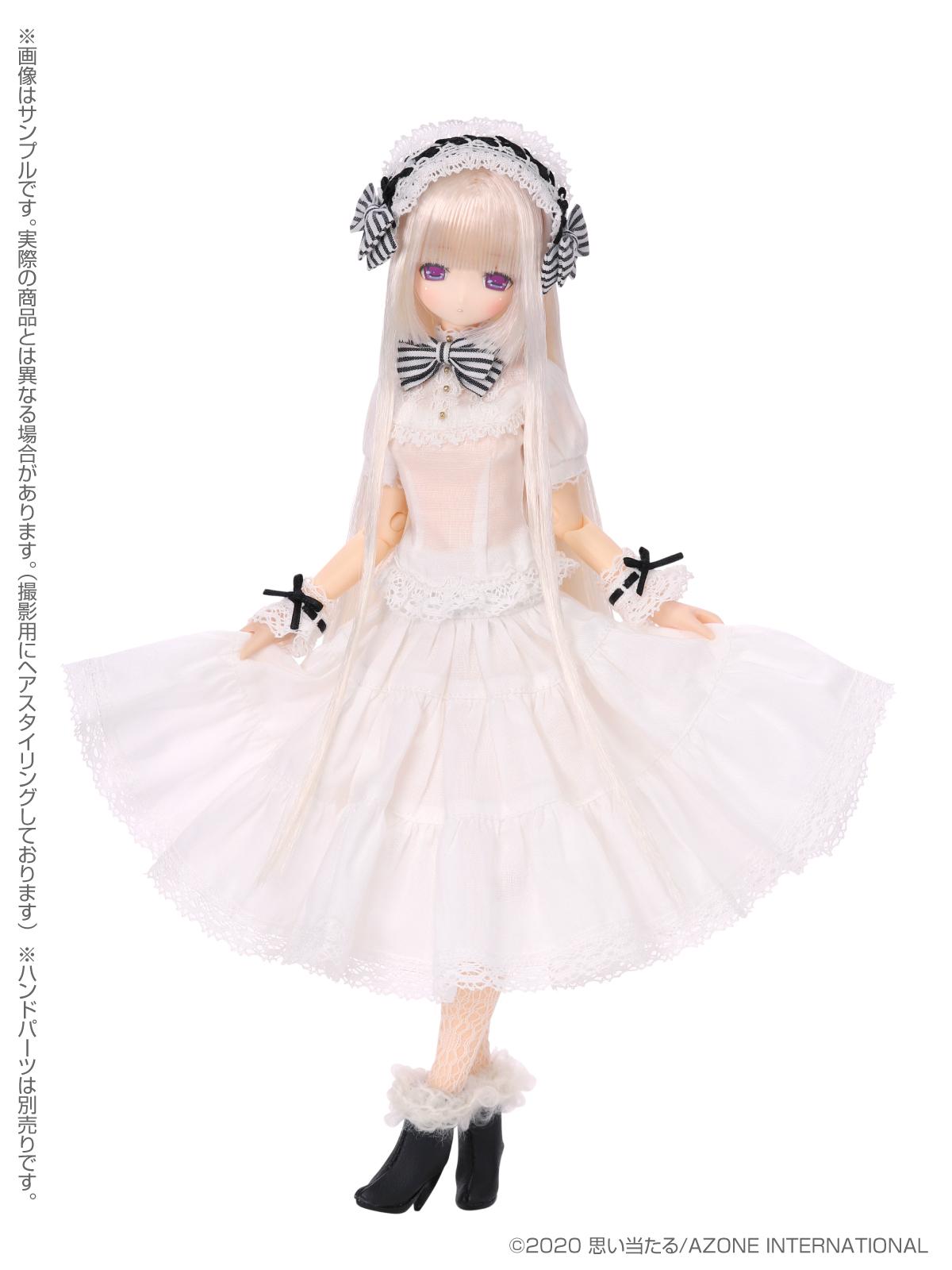 えっくす☆きゅーと ふぁみりー『Otogi no kuni/Snow Queen Mia(おとぎのくに 雪の女王 みあ)ver.1.1(通常販売ver.)』1/6 完成品ドール-008