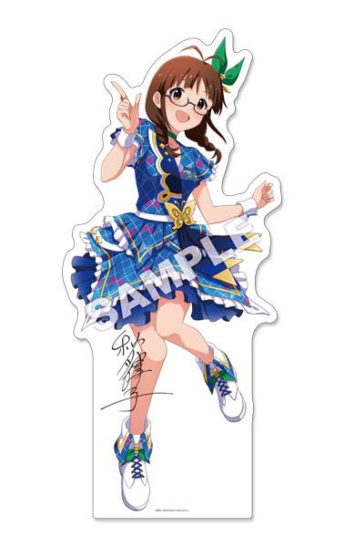 【限定販売】アイドルマスター ミリオンライブ!『等身大パネル 秋月律子 インフィニット・スカイver.』グッズ