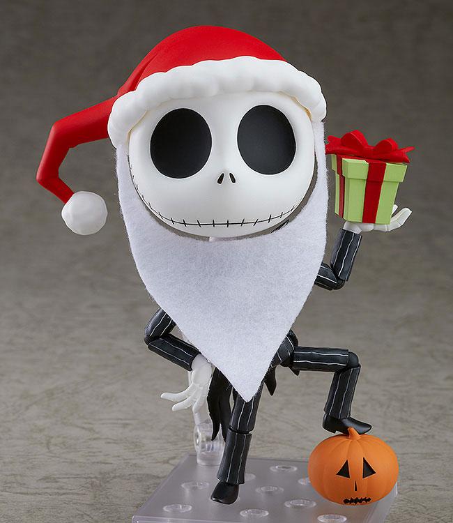 【再販】ねんどろいど『ジャック・スケリントン』ナイトメアー・ビフォア・クリスマス 可動フィギュア-004