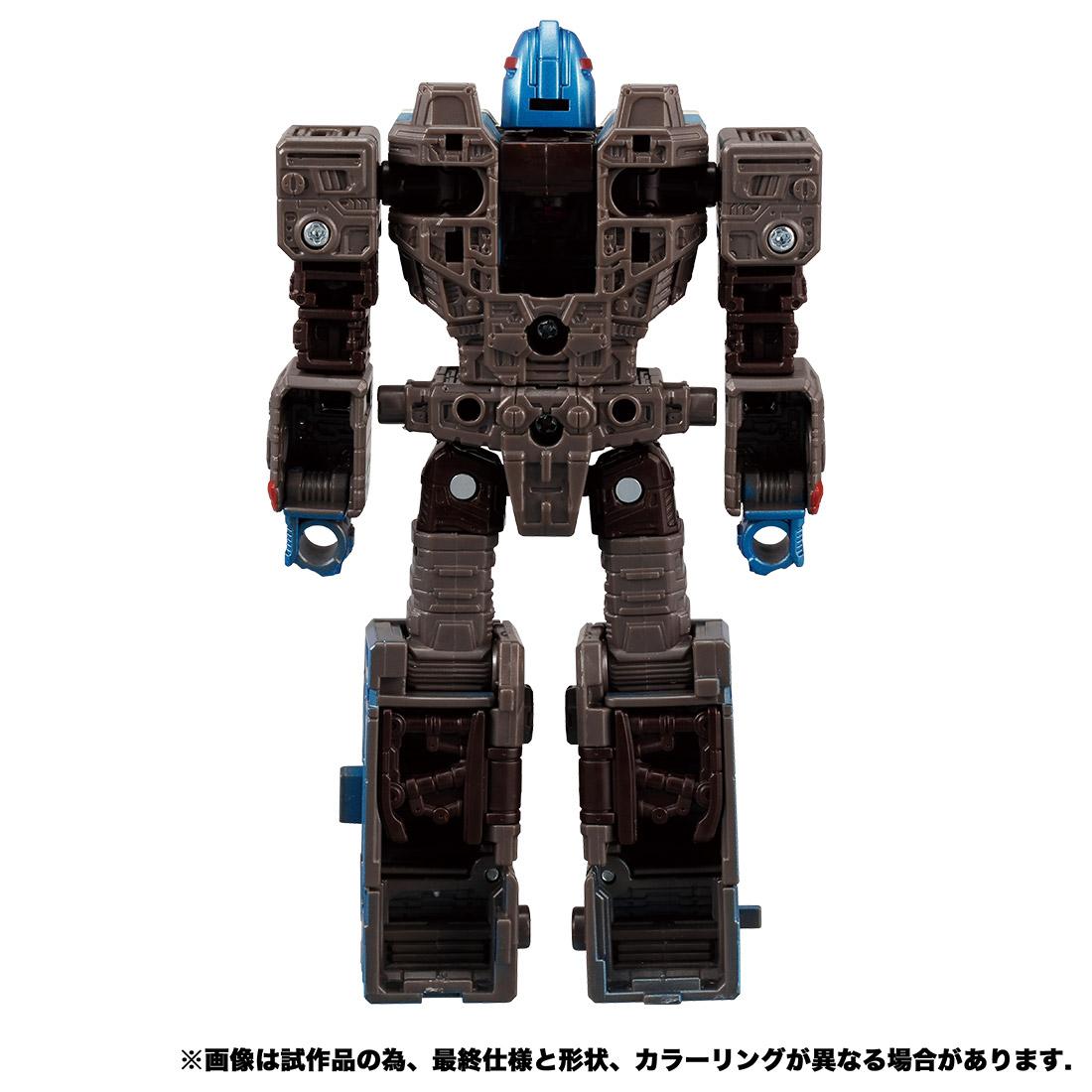 トランスフォーマー ウォーフォーサイバトロン『WFC-05 スクラップフェイス』可変可動フィギュア-005