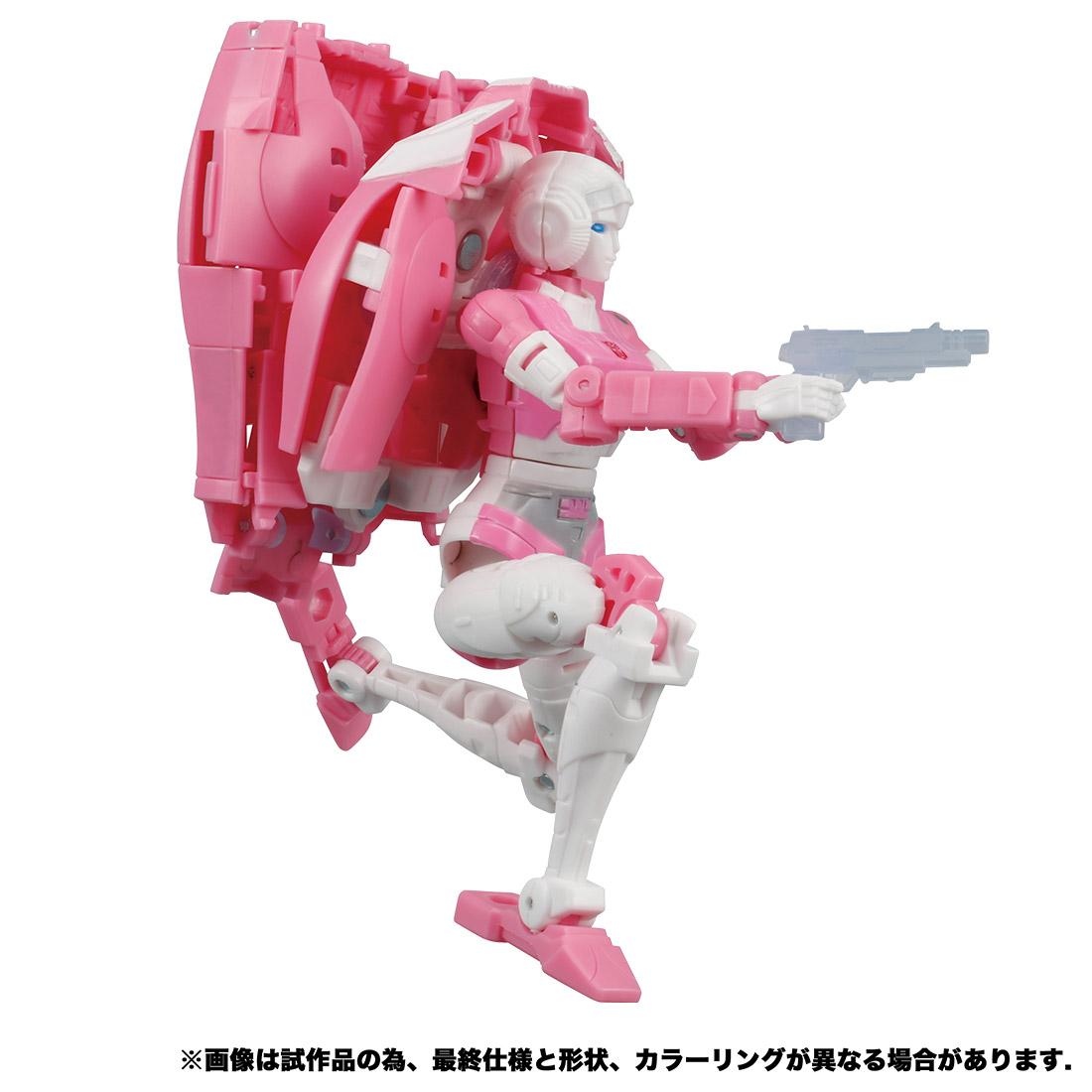 トランスフォーマー アースライズ『ER-09 アーシー』可変可動フィギュア-003