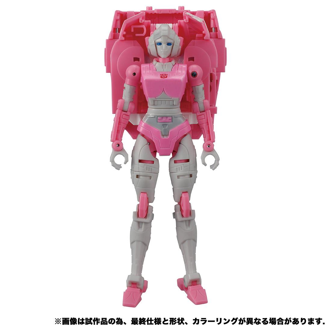 トランスフォーマー アースライズ『ER-09 アーシー』可変可動フィギュア-005