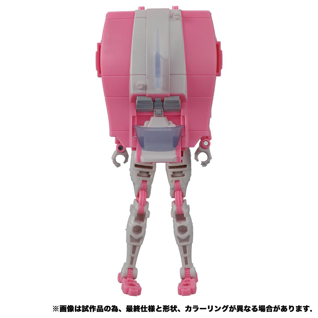 トランスフォーマー アースライズ『ER-09 アーシー』可変可動フィギュア-006
