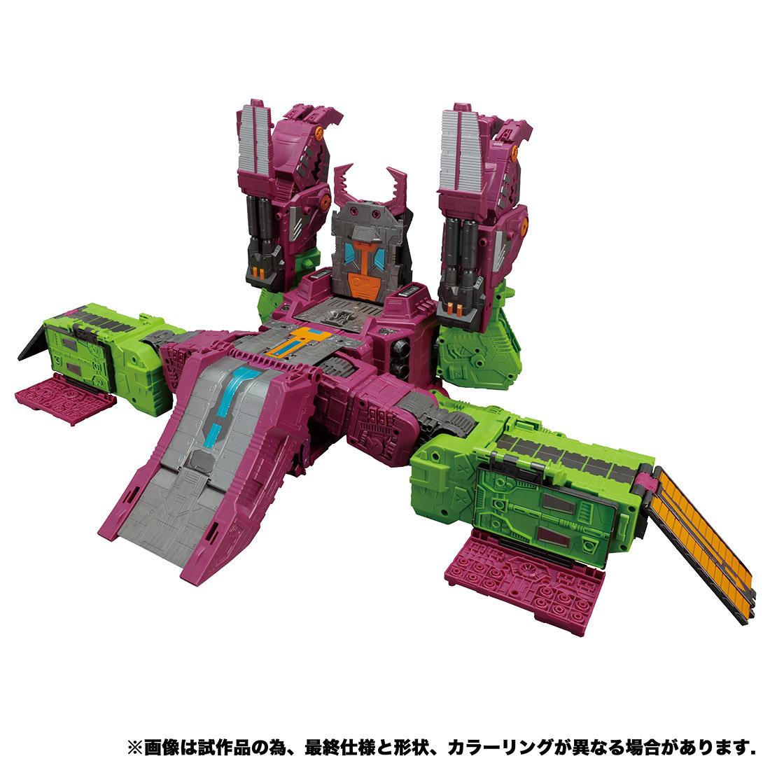 トランスフォーマー アースライズ『ER-10 スコルポノック』可変可動フィギュア-003