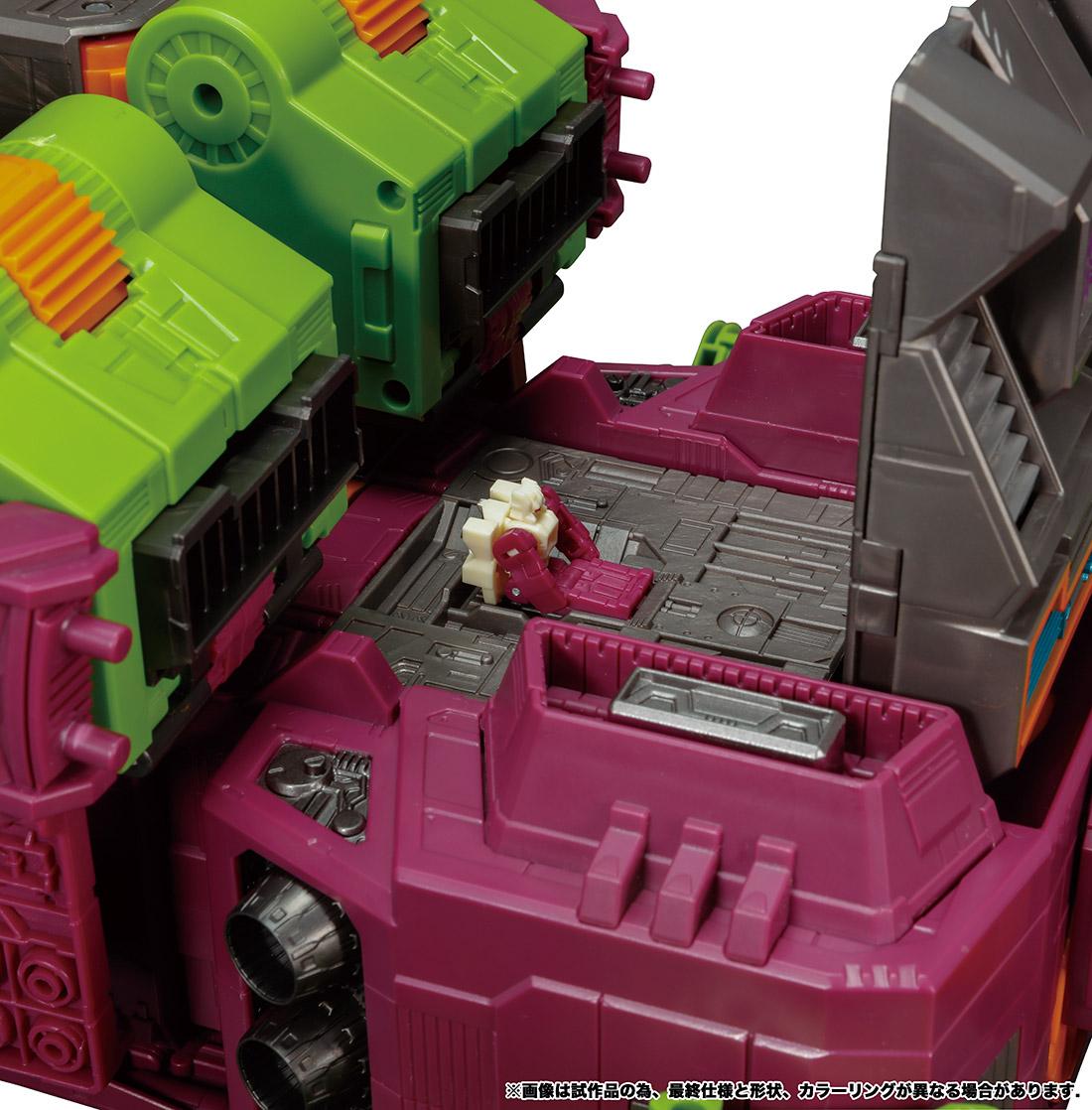 トランスフォーマー アースライズ『ER-10 スコルポノック』可変可動フィギュア-006