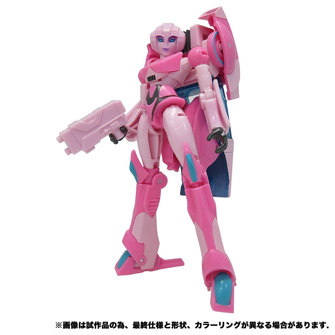 【限定販売】サイバーバース アクションマスター07『アーシー』トランスフォーマー 可変可動フィギュア-001