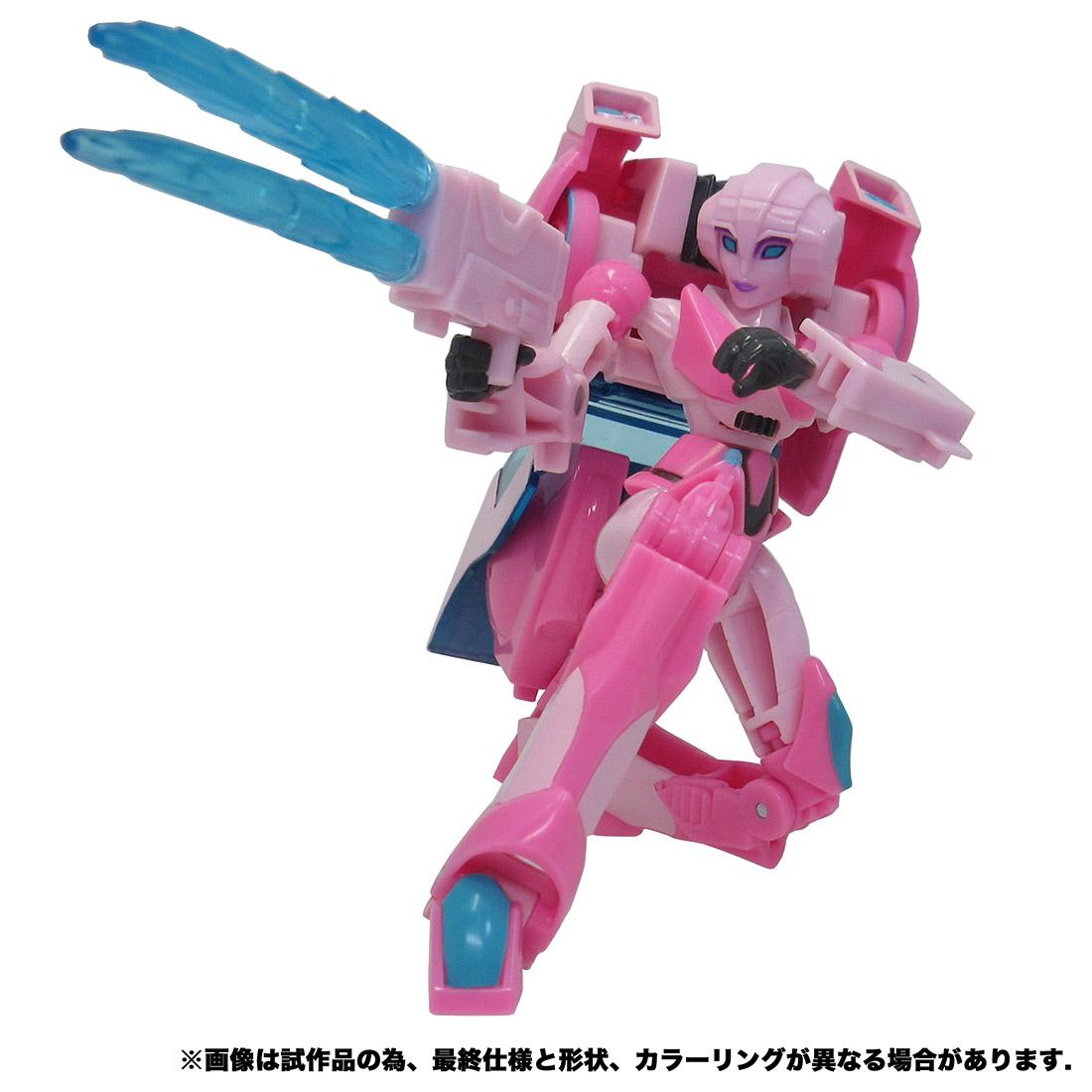 【限定販売】サイバーバース アクションマスター07『アーシー』トランスフォーマー 可変可動フィギュア-002