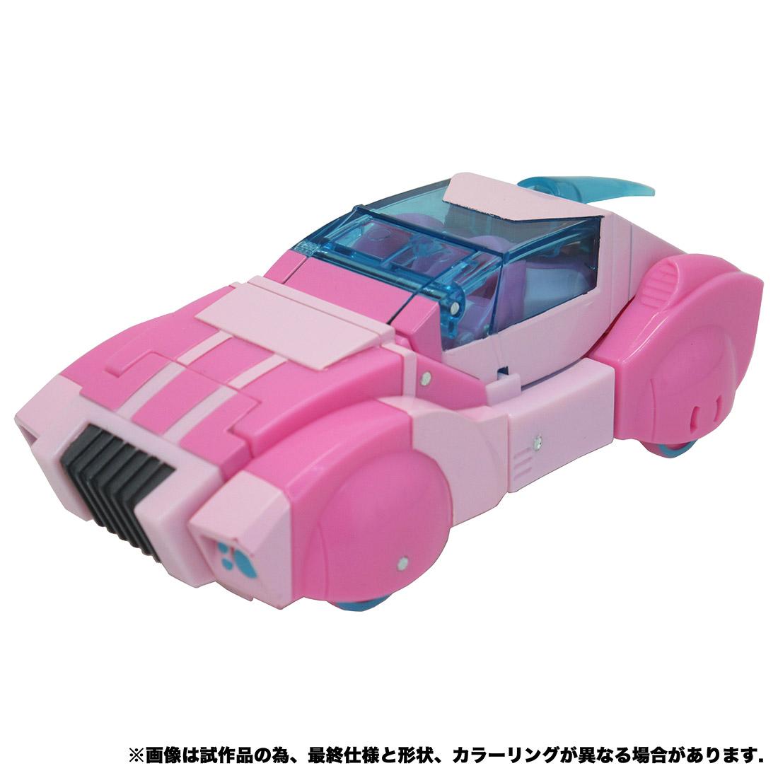 【限定販売】サイバーバース アクションマスター07『アーシー』トランスフォーマー 可変可動フィギュア-003