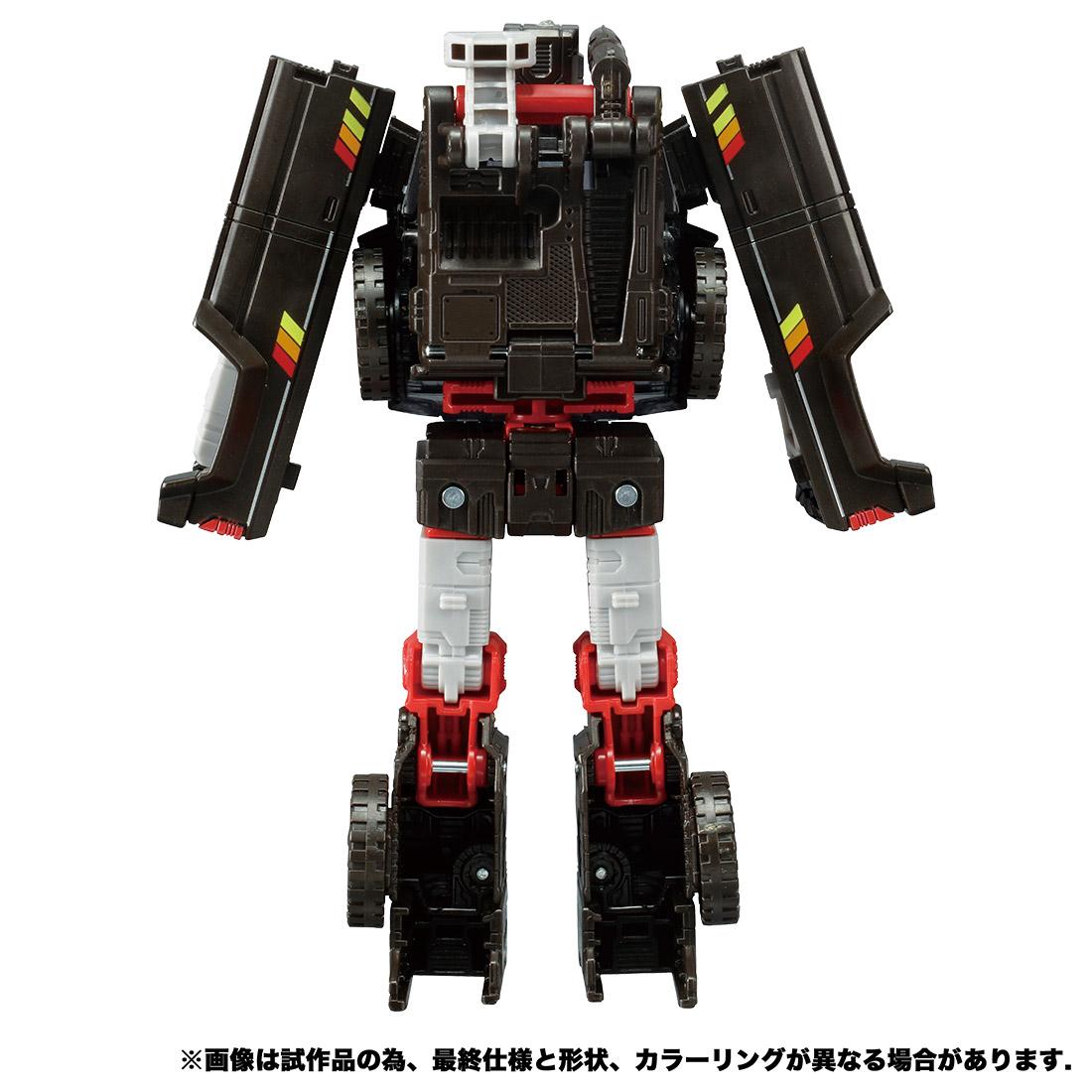 【限定販売】トランスフォーマー アースライズ『ER EX-13 トレイルブレイカー』可変可動フィギュア-004