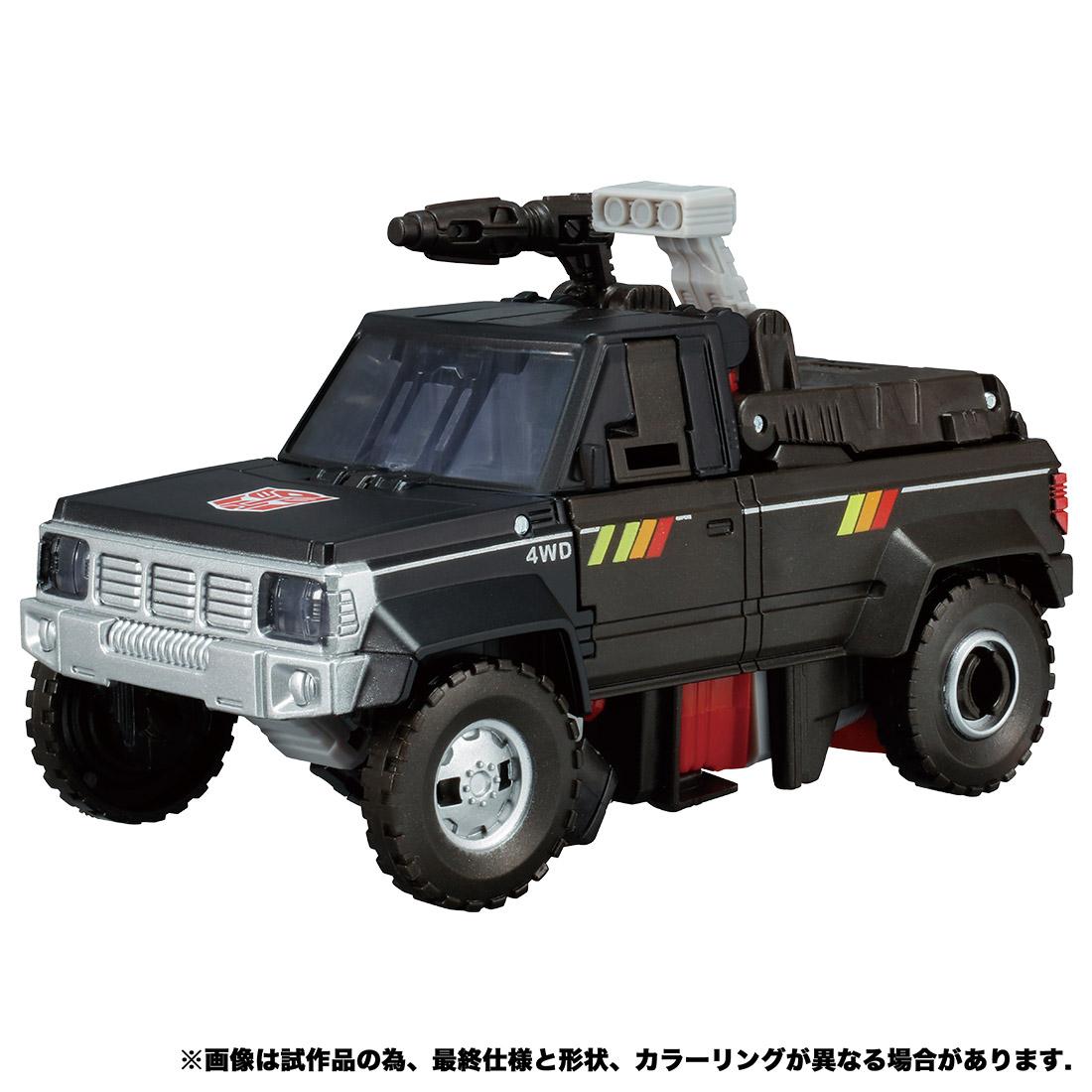 【限定販売】トランスフォーマー アースライズ『ER EX-13 トレイルブレイカー』可変可動フィギュア-007