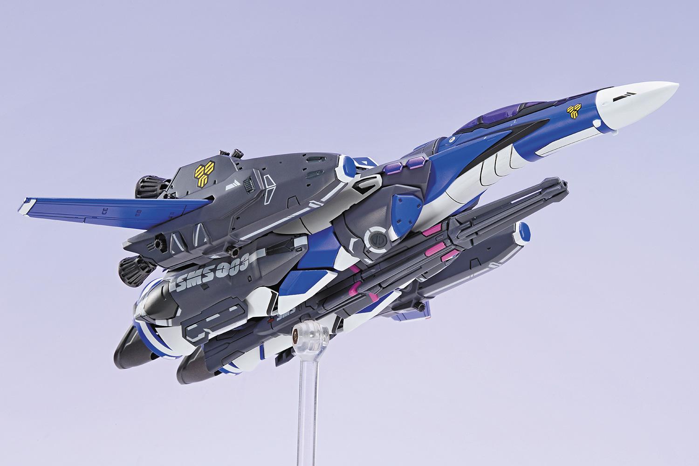 ACKS V.F.G.『VF-25G スーパーメサイア クラン・クラン』マクロスF プラモデル-011