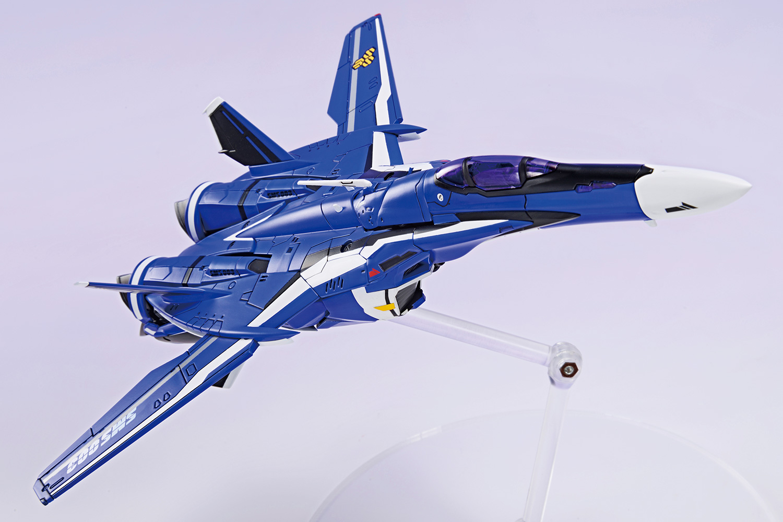 ACKS V.F.G.『VF-25G スーパーメサイア クラン・クラン』マクロスF プラモデル-012