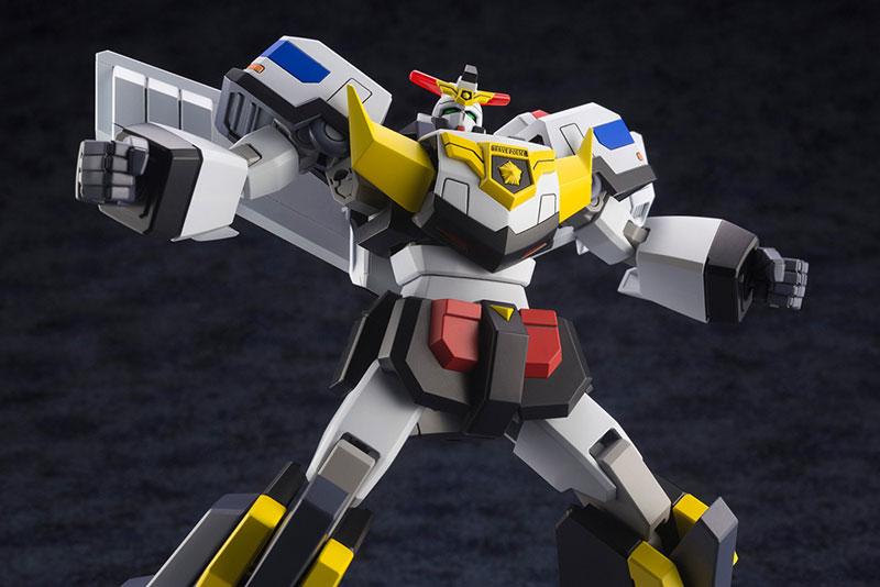 勇者警察ジェイデッカー『ジェイデッカー』プラモデル-012