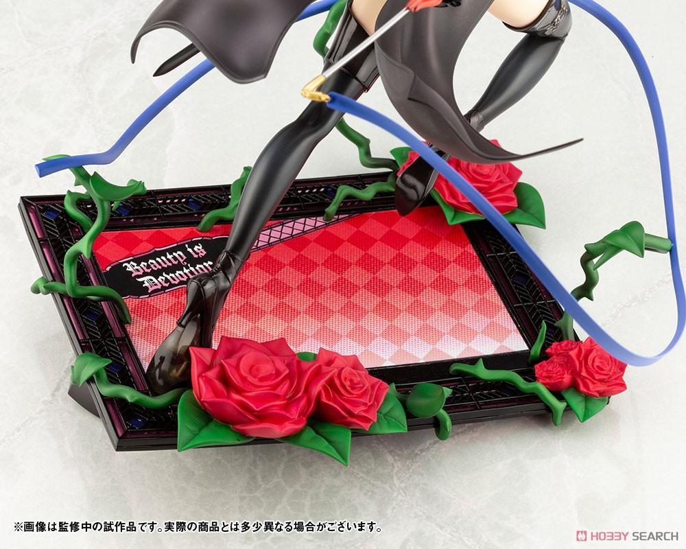 ARTFX J『芳澤かすみ 怪盗ver.』ペルソナ5 ザ・ロイヤル 1/8 完成品フィギュア-008