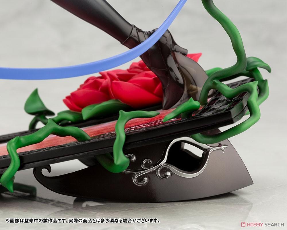 ARTFX J『芳澤かすみ 怪盗ver.』ペルソナ5 ザ・ロイヤル 1/8 完成品フィギュア-009