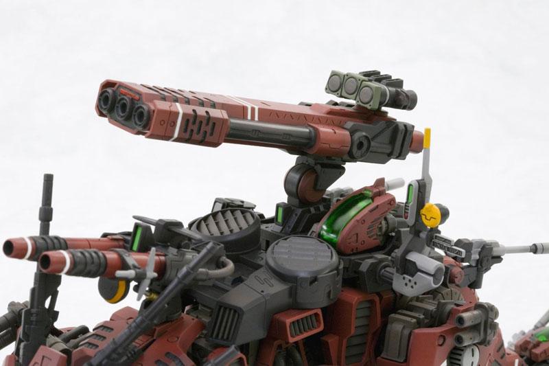 【再販】HMM『EZ-004 レッドホーン』ゾイド 1/72 プラモデル-006