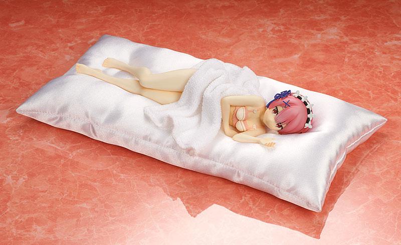 KDcolle『ラム 添い寝ピンクランジェリーVer.』Re:ゼロから始める異世界生活 1/7 完成品フィギュア-004