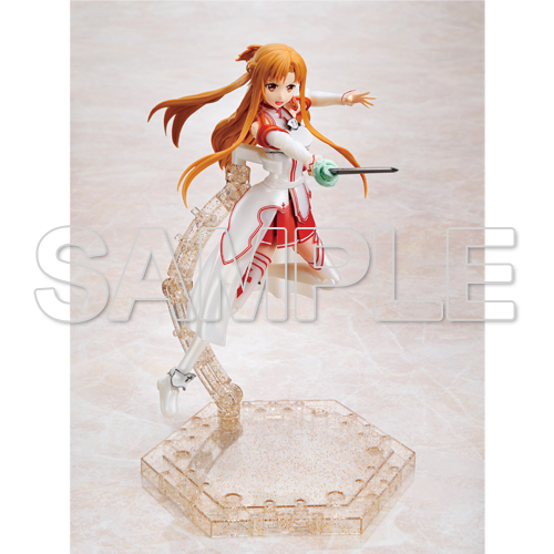 【限定販売】Figure-rise Standard『アスナ 電撃限定パールカラーVer.』ソードアート・オンライン プラモデル-007