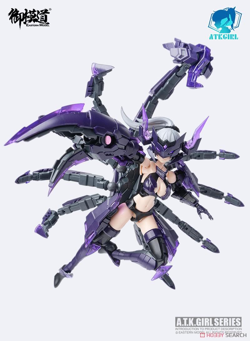 A.T.K.GIRL『セルケト』1/12 プラモデル-001