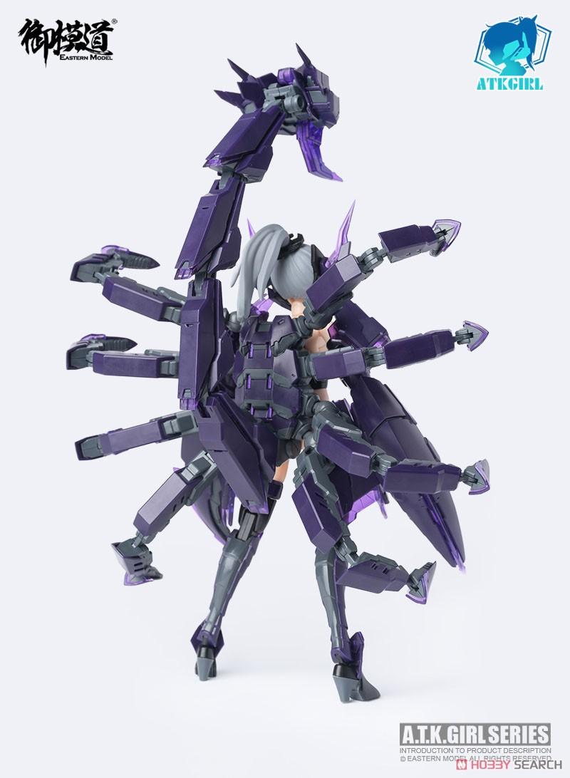 A.T.K.GIRL『セルケト』1/12 プラモデル-005