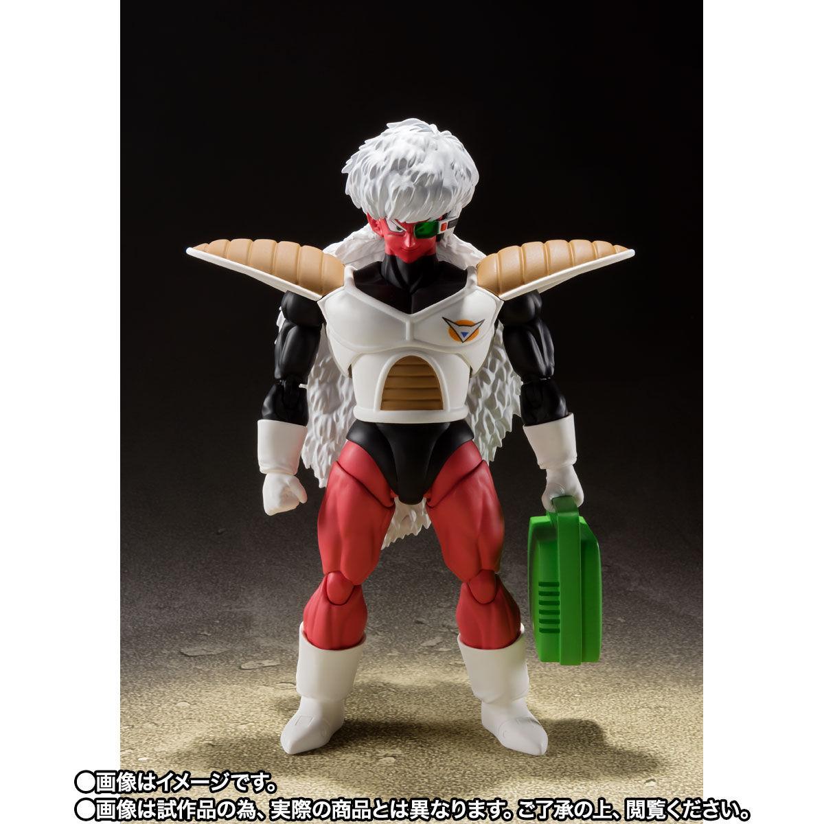 【限定販売】S.H.Figuarts『ジース』ドラゴンボールZ 可動フィギュア-004